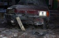 В Каменском подожгли автомобиль главреда местного издания