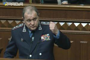 Могилев: милиция была готова к столкновениям во Львове