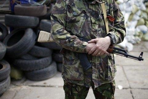В зоне ООС неизвестные застрелили российского боевика, открывшего огонь по местным жителям