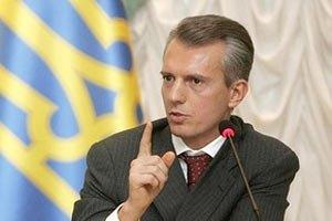 Хорошковський хоче швидше ввести біометричні паспорти
