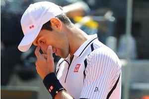 """Джокович выиграл первый """"Baby Slam"""""""