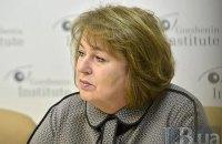 Я бы расценивала е-декларации как крайне нужный первый шаг, - Элла Либанова