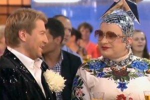 Российский телеканал отказался показывать Верку Сердючку из-за гей-пропаганды