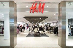 Мережа магазинів одягу H & M відклала вихід на український ринок