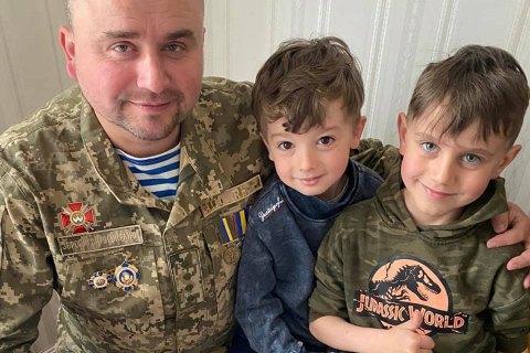 """Ветеран Михаил Дворянчук: """"На седьмом году войны все больше вопросов, на которые нужно давать ответы"""""""