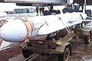 Военные российского флота катали по Крыму крылатые ракеты