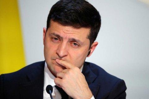 Зеленский сообщил, что в его команде есть конфликты, которые мешают работать