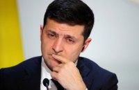 Зеленський повідомив, що в його команді є конфлікти, які заважають працювати