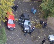 Милиция задержала водителя, сбившего насмерть 3 человек в Днепропетровске