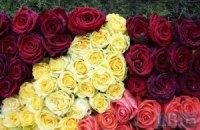 Тимошенко в больницу принесли 365 роз