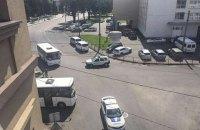 Луцький терорист стріляв по дрону і кинув з автобуса предмет, який вибухнув