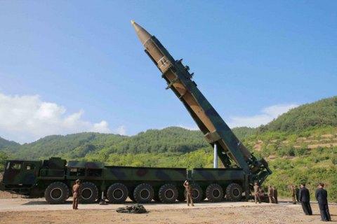 Американська розвідка зафіксувала переміщення ракетних комплексів у КНДР