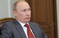 Путин упрекнул Украину в дефляции