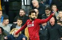 Салах забил изящный гол пяткой между ног защитнику в матче Английской Премьер-Лиги