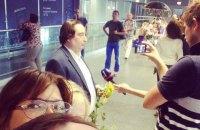 "Оголошений у розшук колишній головред ""Вестей"" повернувся в Україну"