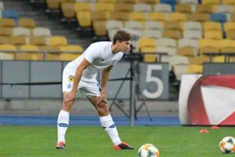 Трансферна вартість 18-річного гравця збірної України після матчів Ліги націй збільшилася в 20 разів