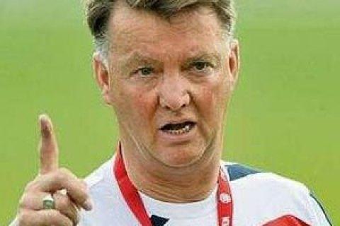 Луї ван Гал знову очолив збірну Нідерландів