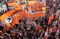"""Немецкие """"Пираты"""" стали 4-ой по полулярности партией в Германии, опрос"""
