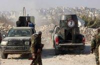 Армию Асада обвинили в атаке на вывозимых из Алеппо боевиков