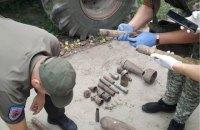 На Житомирщині викрили ділків, які добували тротил із авіабомб часів Другої світової війни