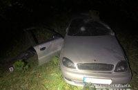 На Львівщині легковик влетів у відбійник, загинуло двоє осіб