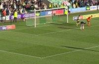 В английской Лиге 1 был забит самый циничный гол года