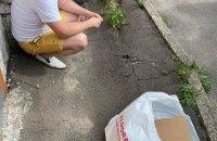 """У Рівненській області прокурора затримали під час отримання хабара від поліцейського за """"кришування"""" перед ДБР"""