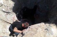 На заброшенном песчаном карьере в Харьковской области погиб 18-летний парень