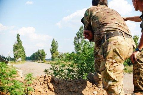 Штаб АТО за сутки не зафиксировал нарушений перемирия в зоне АТО