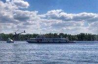 У Києві запустили річкову поліцію
