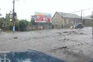Пострадавшим от подтопления в Одесской области выплатят по 100 тыс. грн
