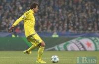Пять из шести матчей первого тура украинской Премьер-лиги завершились с разгромным счетом