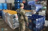 СБУ разоблачила подпольное производство антисептиков, которые поставляли для ВСУ