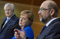 Переговоры по коалиции в Германии зашли в тупик из-за беженцев