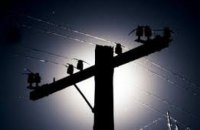 50 населенных пунктов на западе Украины остались без электричества из-за непогоды