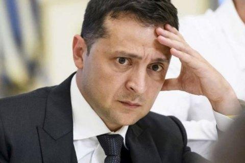 Зеленский выразил обеспокоенность ситуацией из-за пожаров в зоне отчуждения ЧАЭС