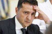 Зеленський висловив стурбованість ситуацією через пожежу в зоні відчуження ЧАЕС
