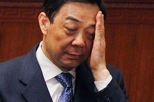 В Китае известному политику Бо Силаю предъявили обвинения в коррупции
