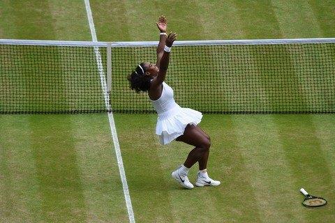 Серена Вільямс обіграла свою сестру в фіналі Australian Open-2017