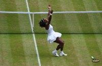 Серена Уильямс обыграла свою сестру Винус в финале Australian Open-2017