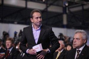 Томенко предложил отказаться от мандатов из-за фальсификаций
