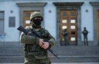 В Крыму остается в плену украинский офицер