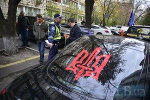 Міліція Київської області розслідує бійку на Бориспільській трасі