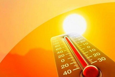 У понеділок в Україні без опадів, температура до + 31