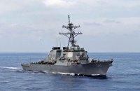 США відправили есмінець Laboon у Чорне море