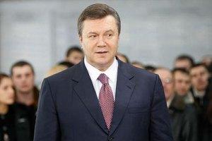 Янукович велел поработать над замещением газа углем