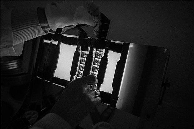 Реставрація кіноплівок в Центрі Довженка