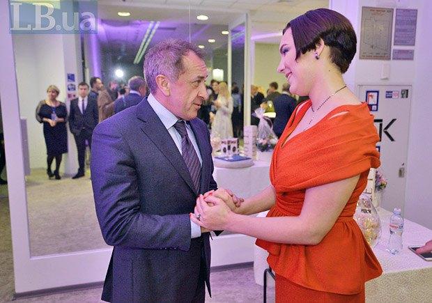 Богдан Данилишин и Соня Кошкина
