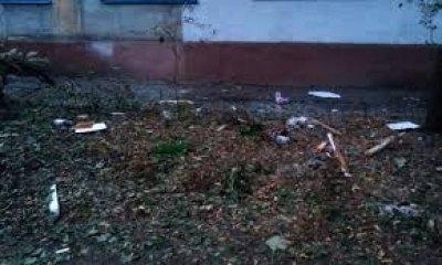 В Івано-Франківській області будинок обстріляли з гранатомета
