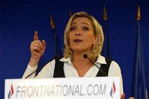 Головна націоналістка Франції вийшла у другий тур виборів